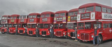 13th Anniversary of Routemasters leaving route 159