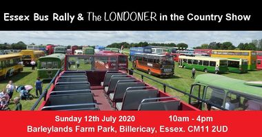 Essex Bus Rally