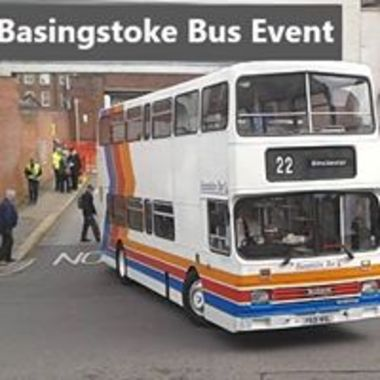 Basingstoke Special Bus Running Day