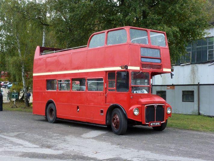 Galleries Routemaster Association