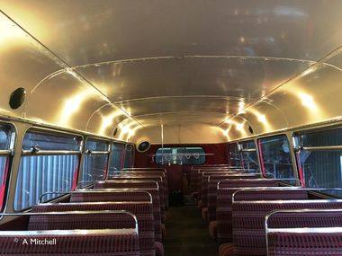 New parts from the Routemaster Association