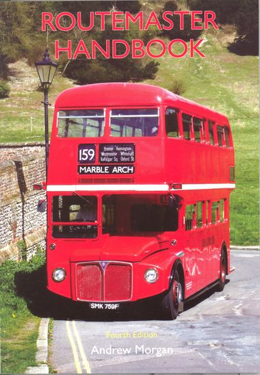 The new Routemaster Handbook