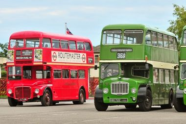 Routemaster gathering next Monday