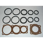 Gearbox piston seal kit and piston gasket set
